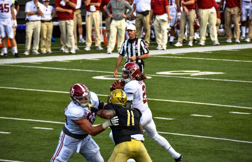 Jalen Hurts, You've Earned Your Place In Bama Football Stories