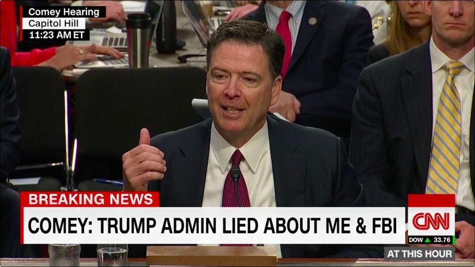 Comey admits he asked friend to leak Trump memo to NY Times