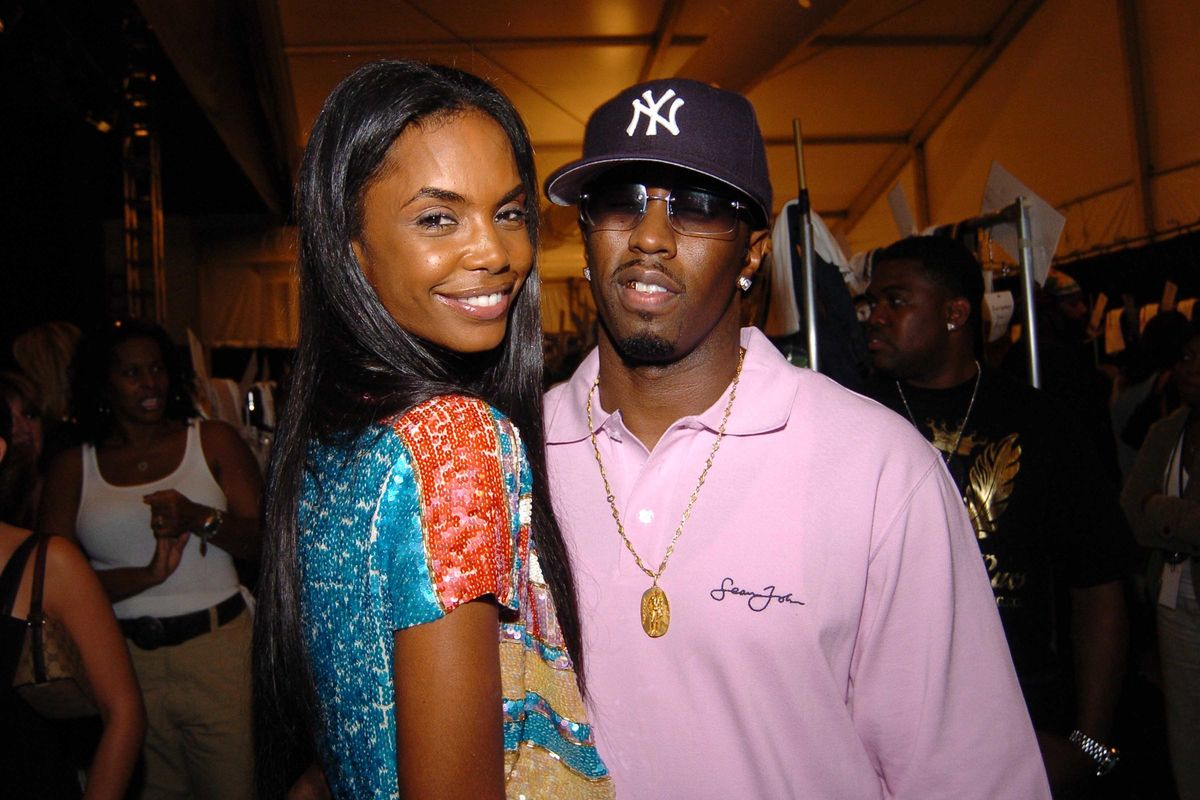 Diddy Breaks His Silence on Kim Porter's Death