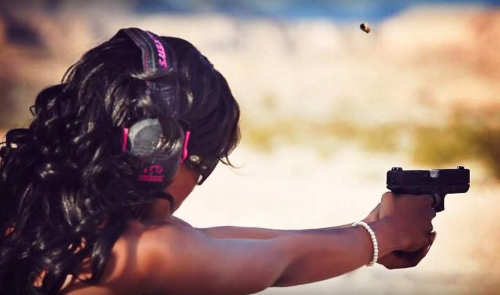 Black woman writes about getting a gun for protection. NY Times readers don't like that one bit.