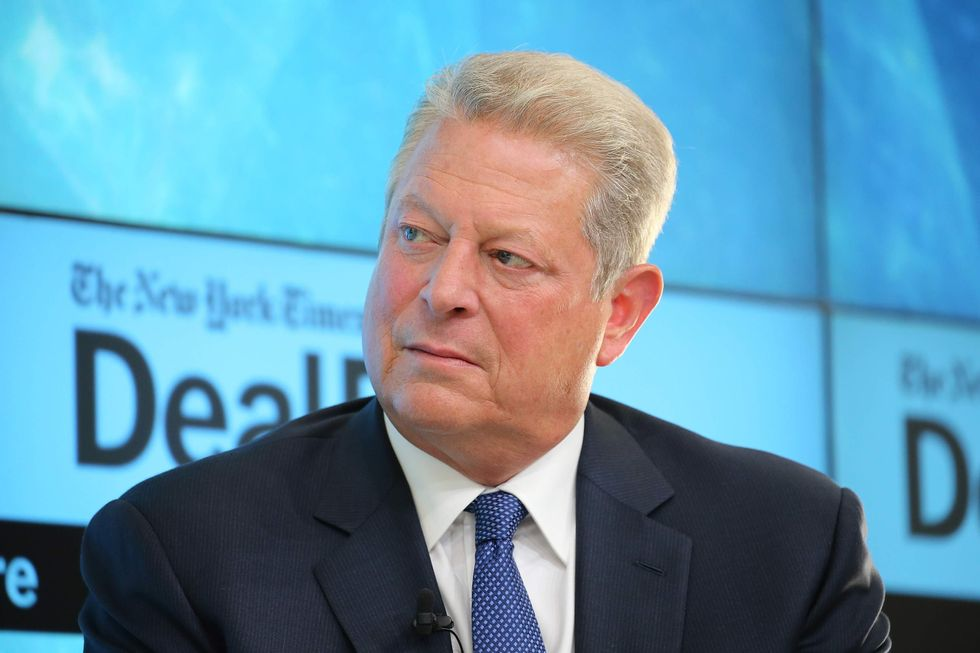Study: Earth cooler now than when Al Gore won Nobel Peace Prize for global warming work