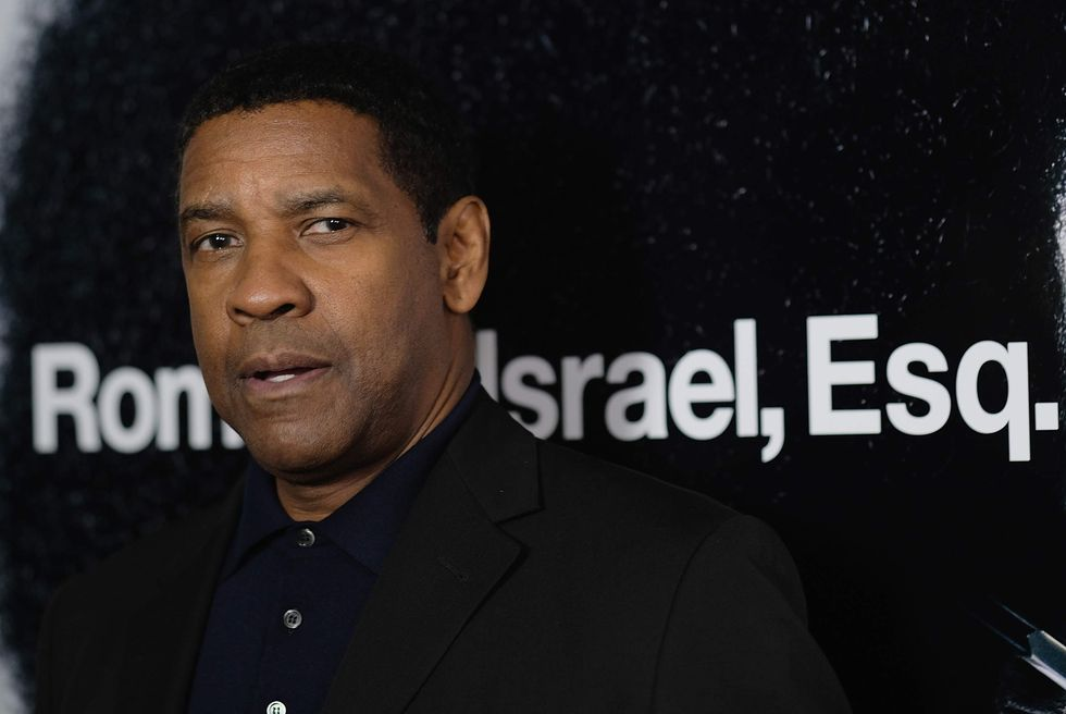 Denzel Washington speaks out: Don't 'blame the system' for black incarceration, 'it starts at home\