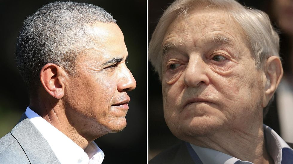 George Soros tells NYT that former President Barack Obama was his 'greatest disappointment'