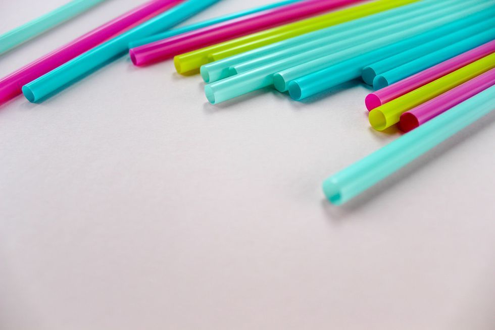 There Are Bigger Things To Worry About Than Plastic Straws