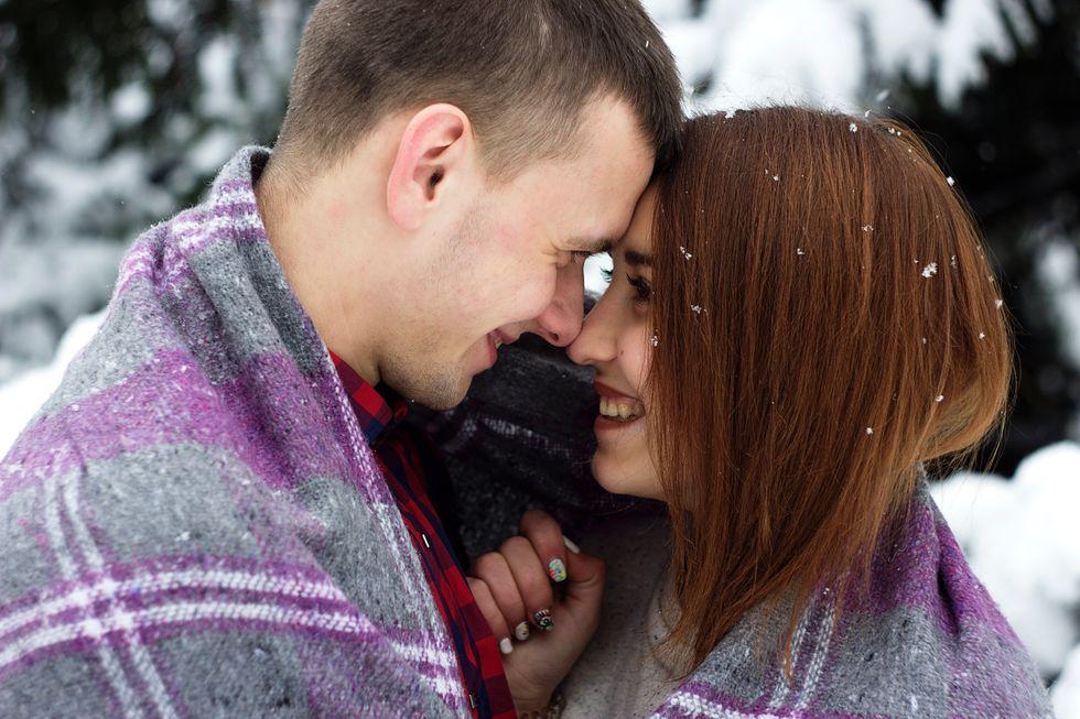 10 Christmas Song Lyrics So Romantic It Will Turn Your Holidays Into Kissmas