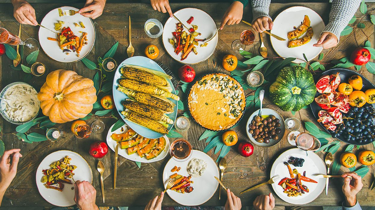 Awareness of Food Waste Can Help Us Appreciate Holiday Meals