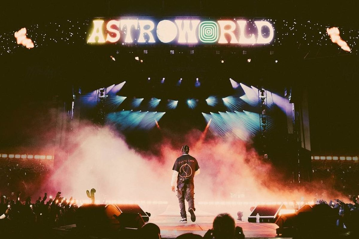 Houston Declares November 18 'Astroworld Day'