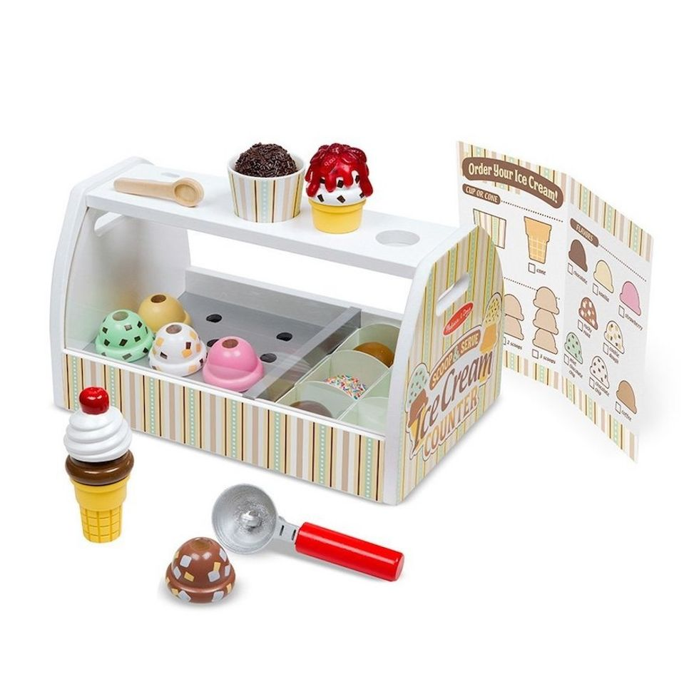 kids ice cream set
