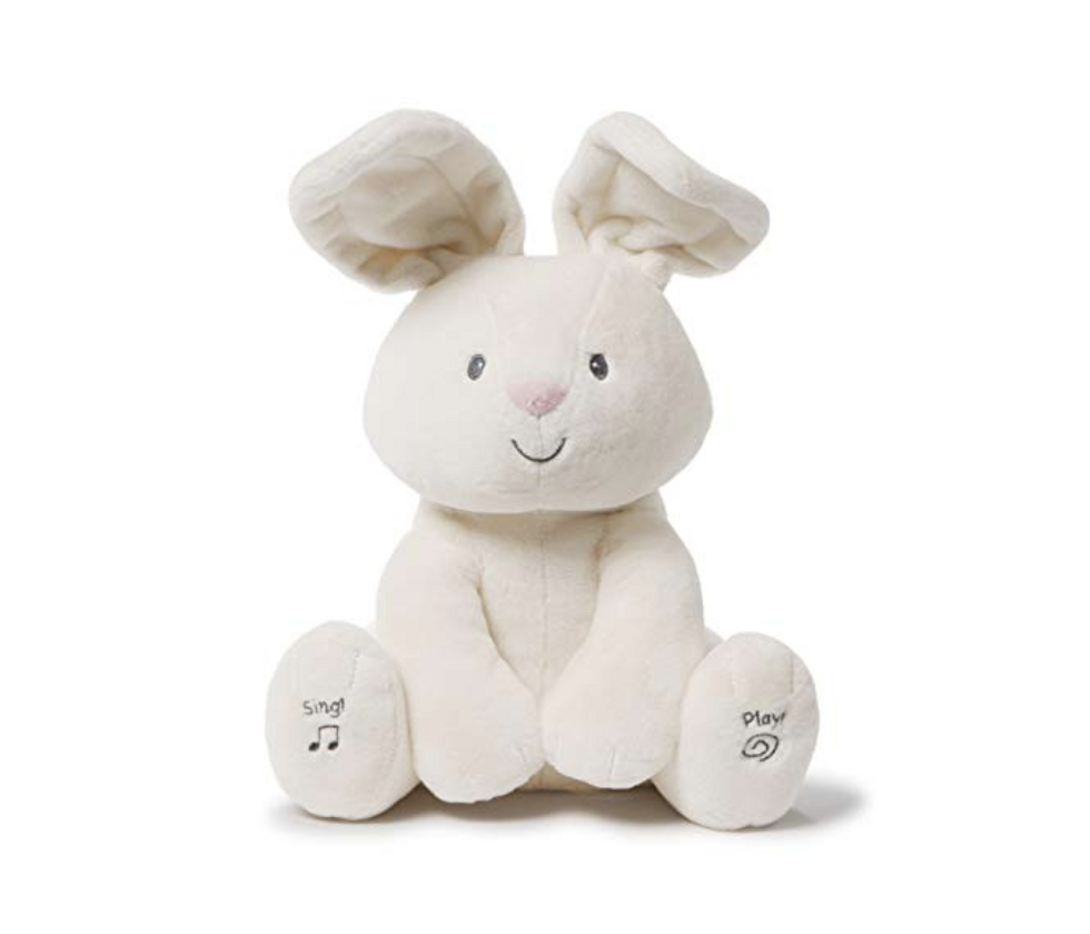 singing plush toy