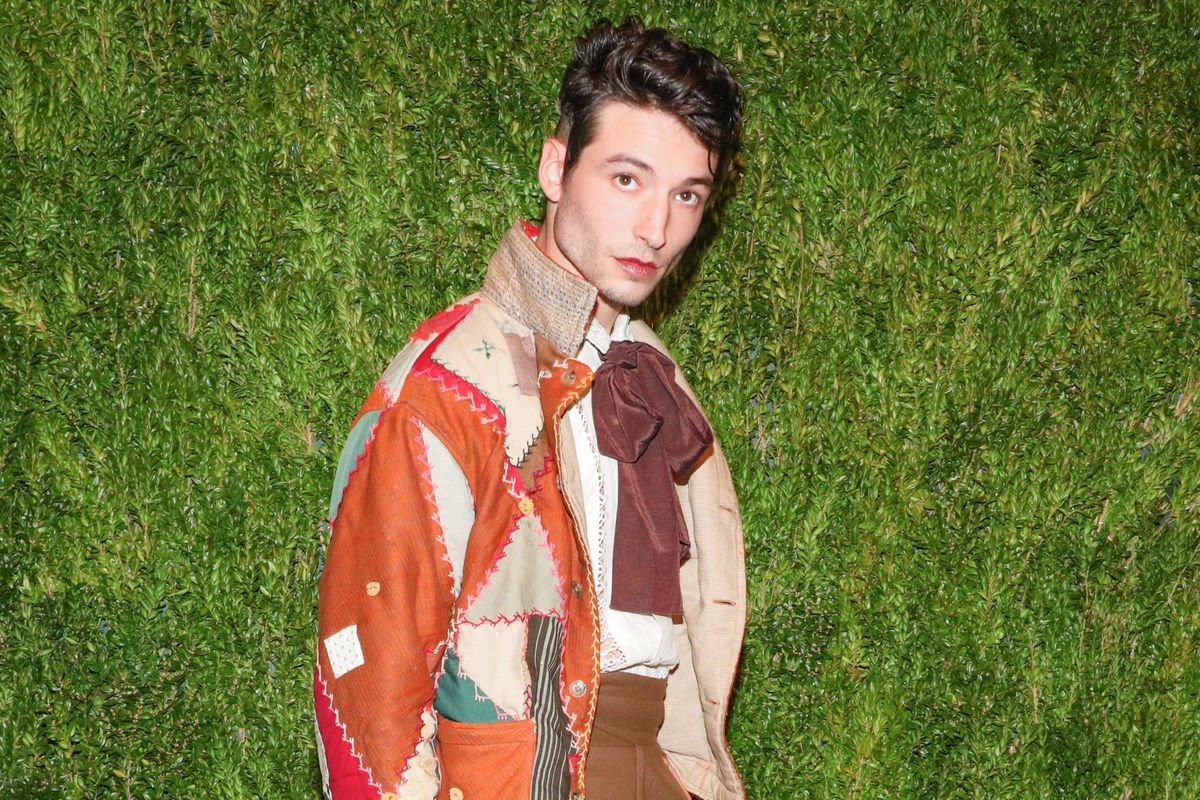 What The Hell Is Ezra Miller? A Twitter Investigation
