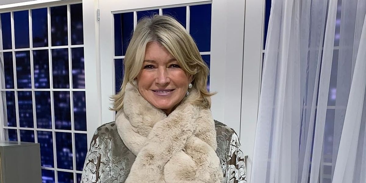 Martha Stewart Just Experienced Uber For The First Time
