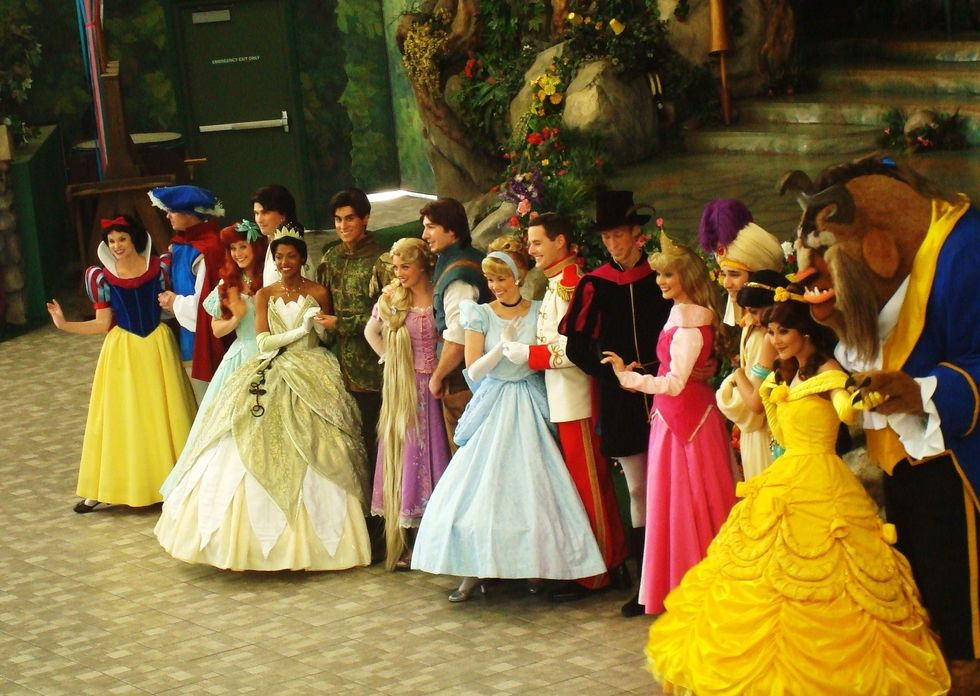 What If Disney Fairytales Accurately Reflected Society?