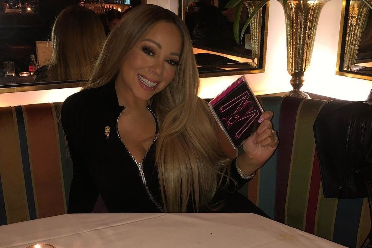 Mariah Carey Will Perform Songs From 'Glitter' On Tour Next Year