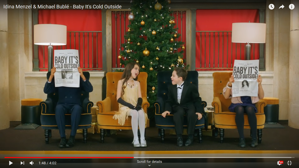 We Need To Take 'Baby It's Cold Outside' Off The Radio—Date Rape Isn't In The Holiday Spirit