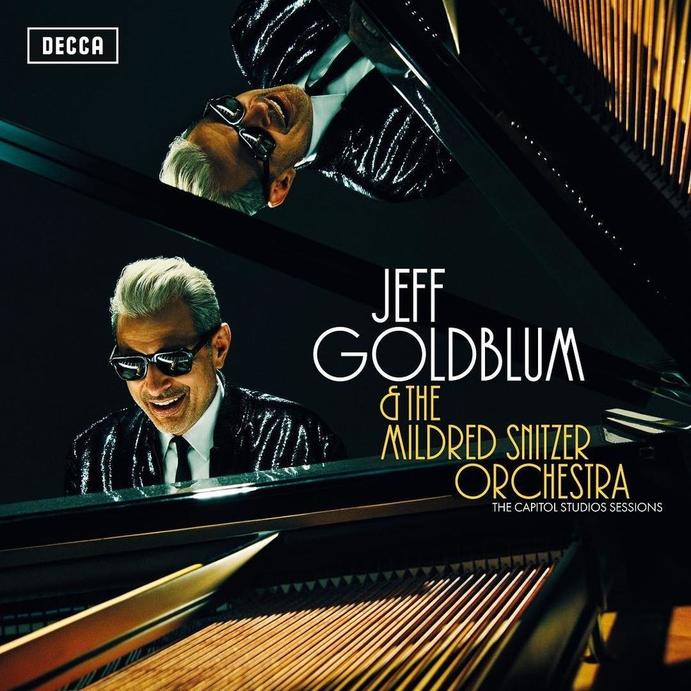 Jeff Goldblum's Debut Jazz Album Soothes The Soul This Fall