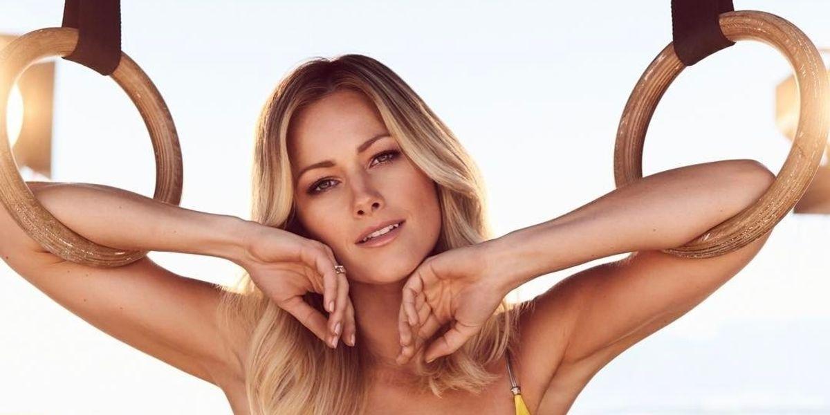 Fischer im bikini helene Beatrice Egli: