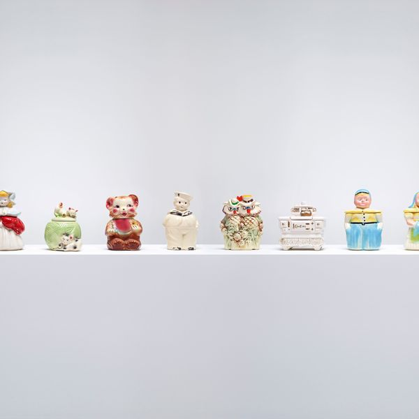 Calvin Klein Recreated Andy Warhol's Cookie Jar Collection
