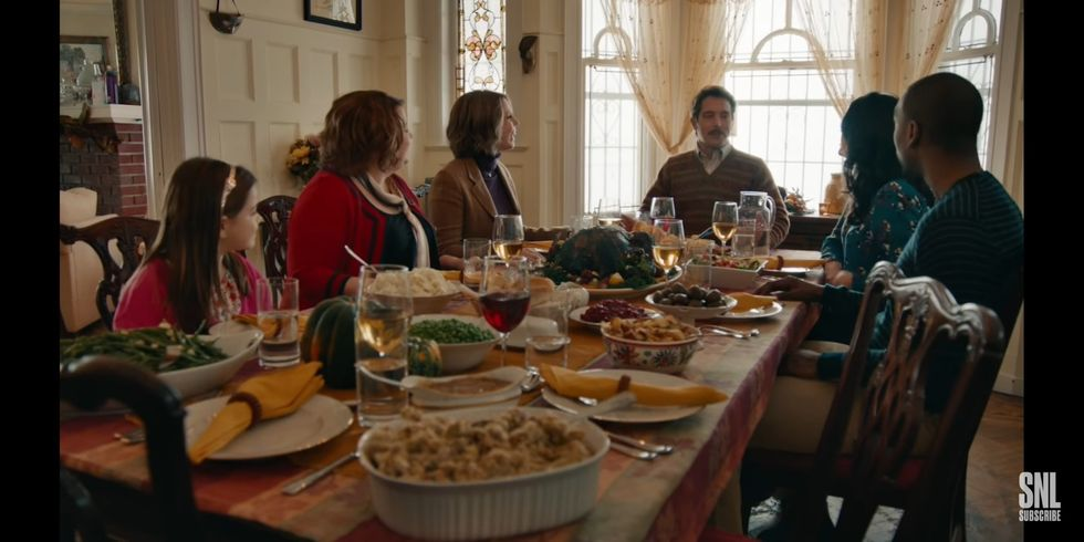 7 Tips For Surviving Thanksgiving With Your Racist, Homophobic Relatives