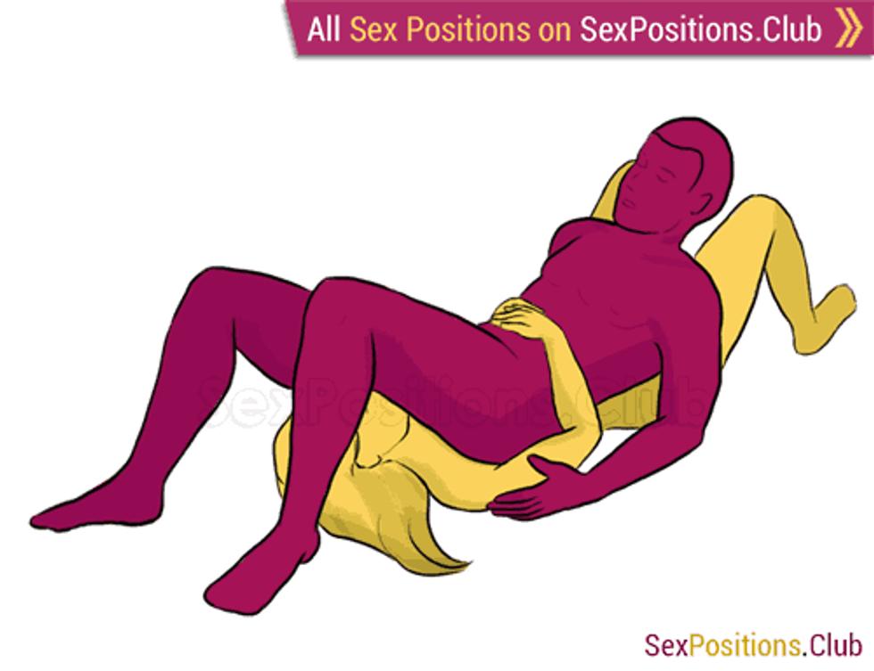 oral sex technique for him