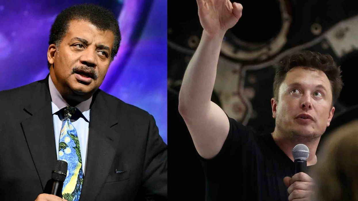 Neil deGrasse Tyson: Why Elon Musk is the most important tech giant of today