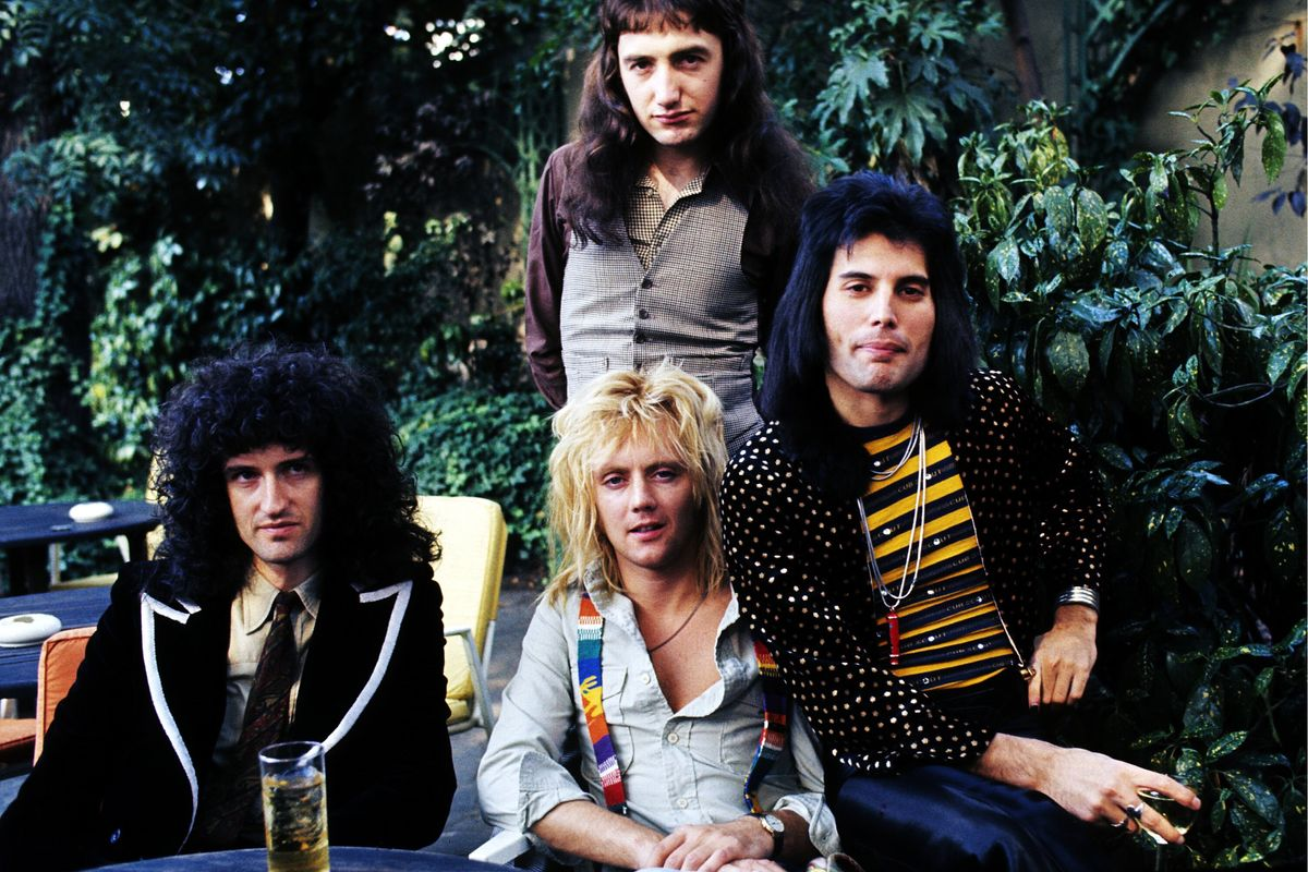 'Bohemian Rhapsody' Brings Queen Back Up on the Charts