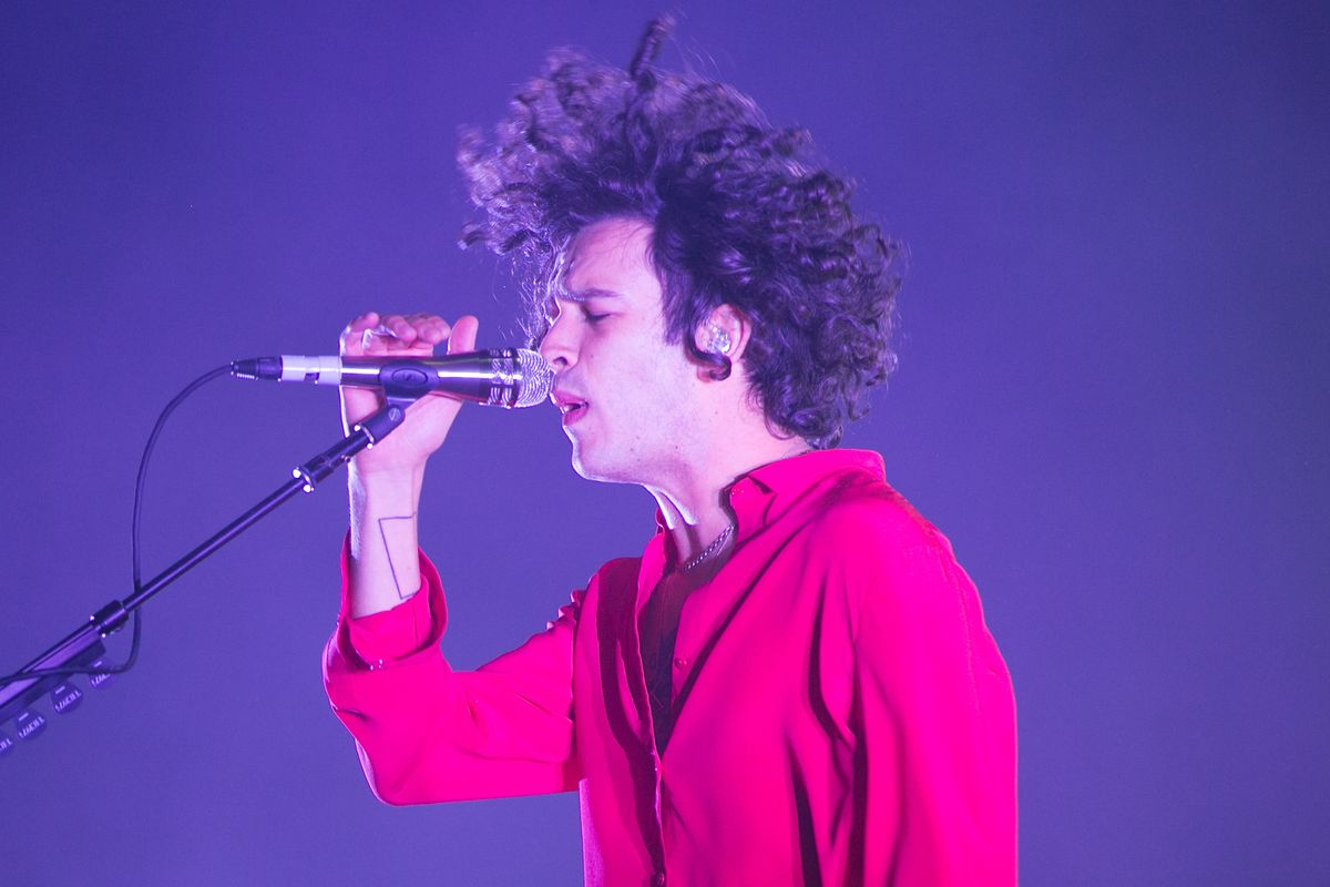 The 1975 Cover Ariana's 'Thank U, Next' In a Way You Won't Expect