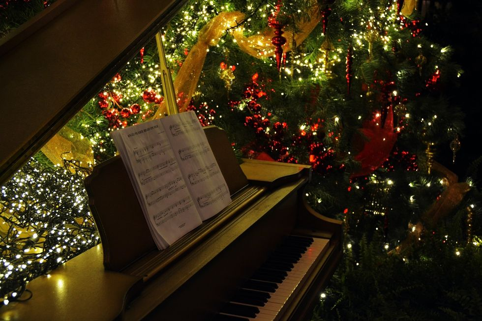The ABC's Of Christmas Music