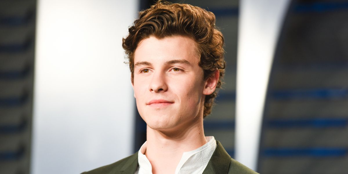 Shawn Mendes on Struggling With Internalized Homophobia