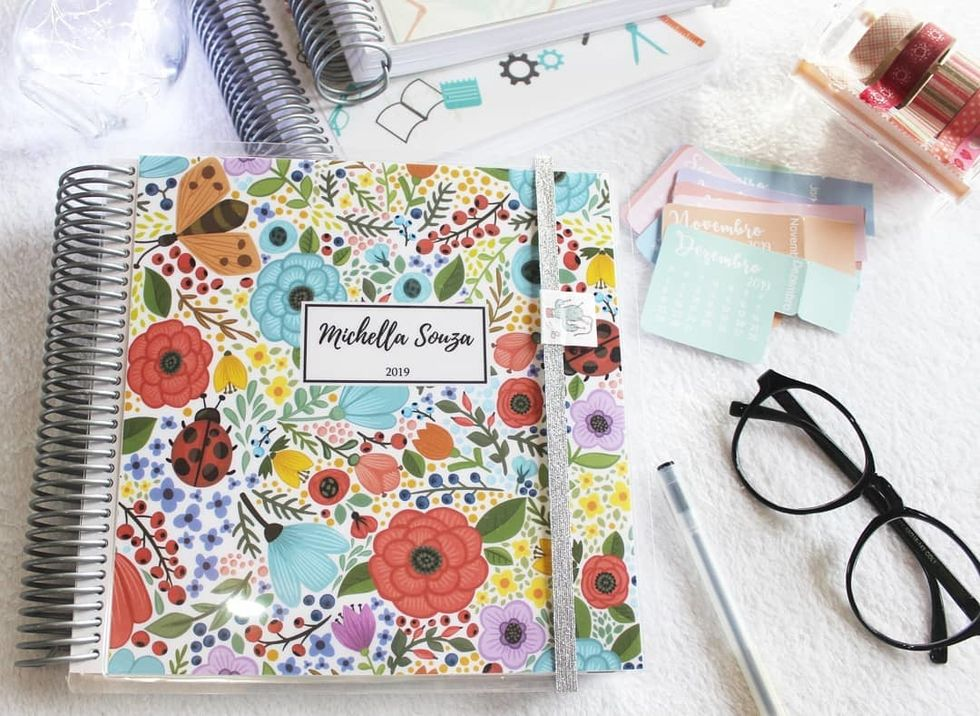 12 Confessions Of A Planner Girl