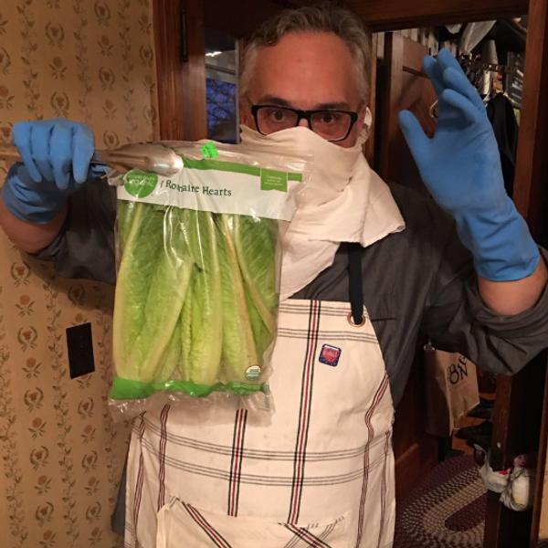 The FDA Found the Root of Romaine Lettuce Evil