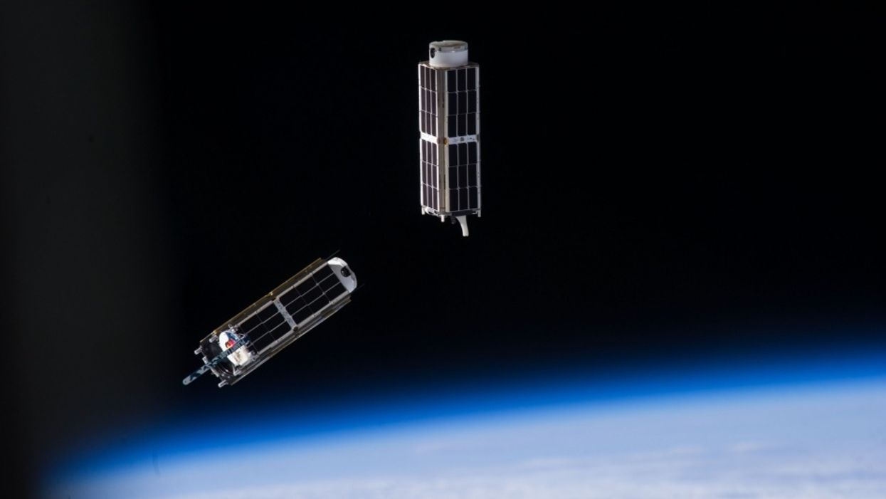 Why SpaceX's Falcon 9 is launching 64 tiny satellites into orbit