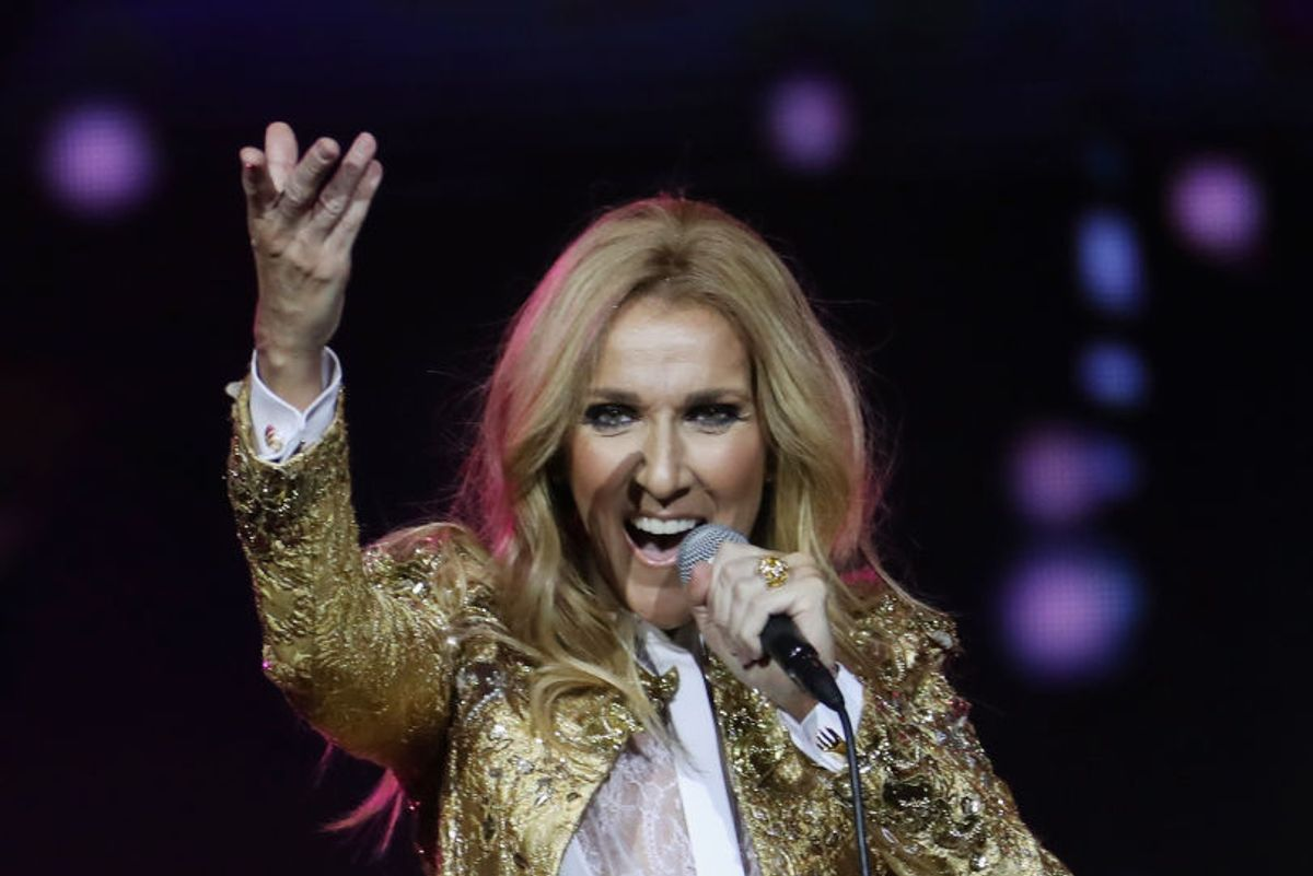 Is Céline Dion Working With The Devil?