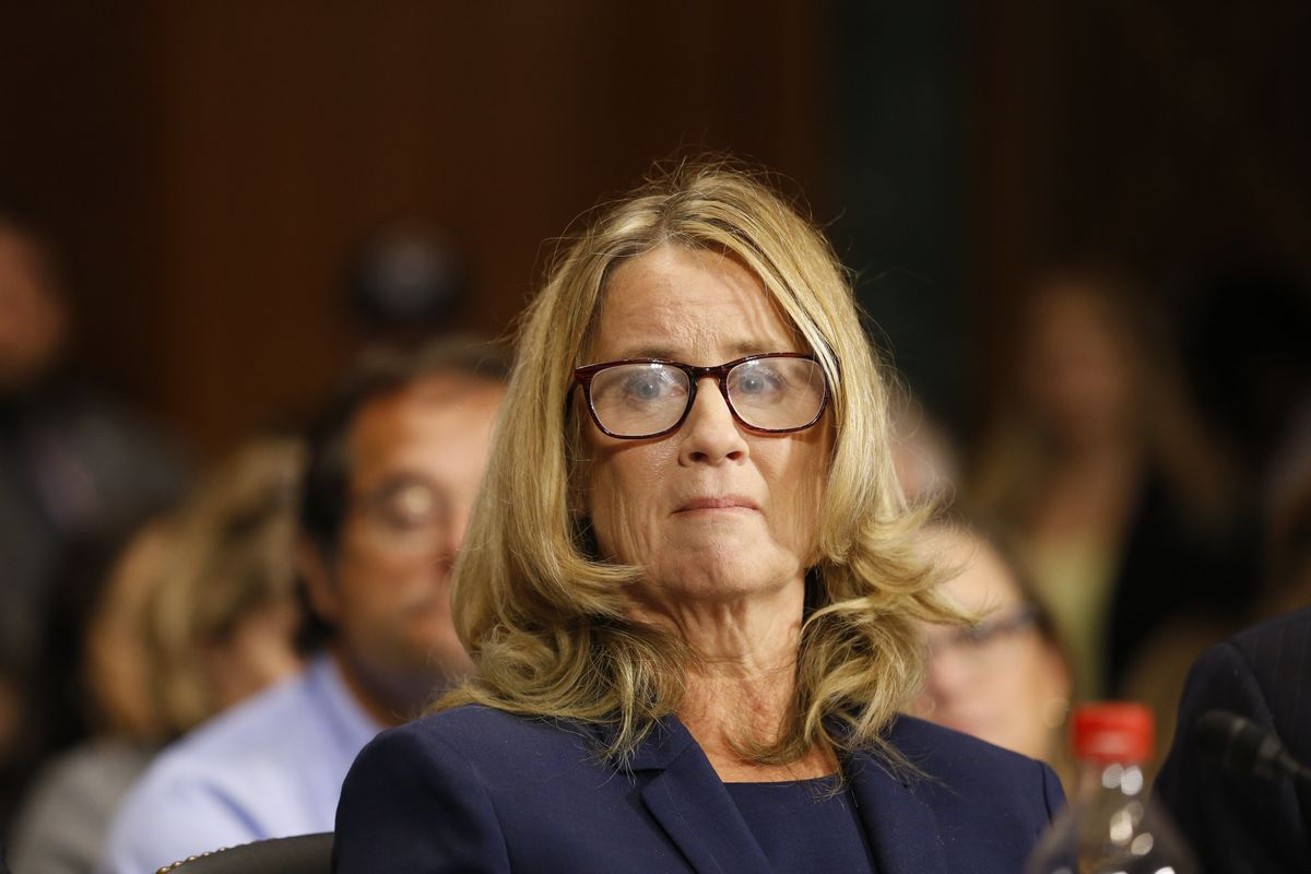 Dr. Christine Blasey-Ford Continues To Be a Hero