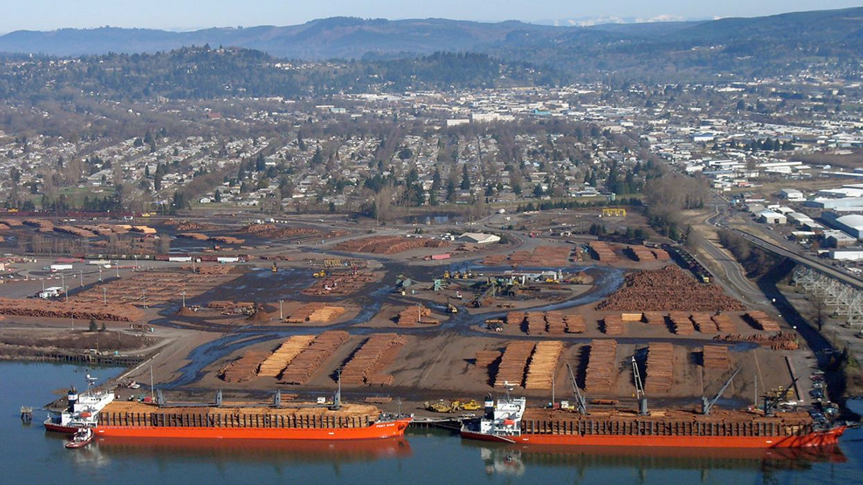 Fossil Fuel Companies Blocked From West Coast Ports Keep Pushing to Bypass Local Governments
