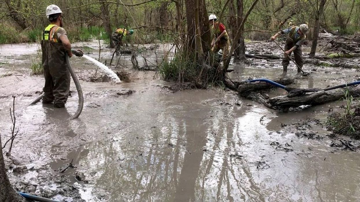Energy Transfer's Troubled Pipeline Projects Amass 800+ Violations