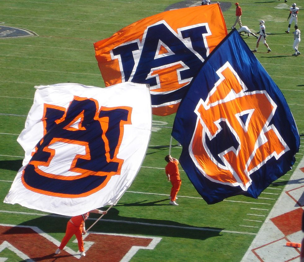 7 Stops On The Emotional Roller Coaster Of Being An Auburn Fan