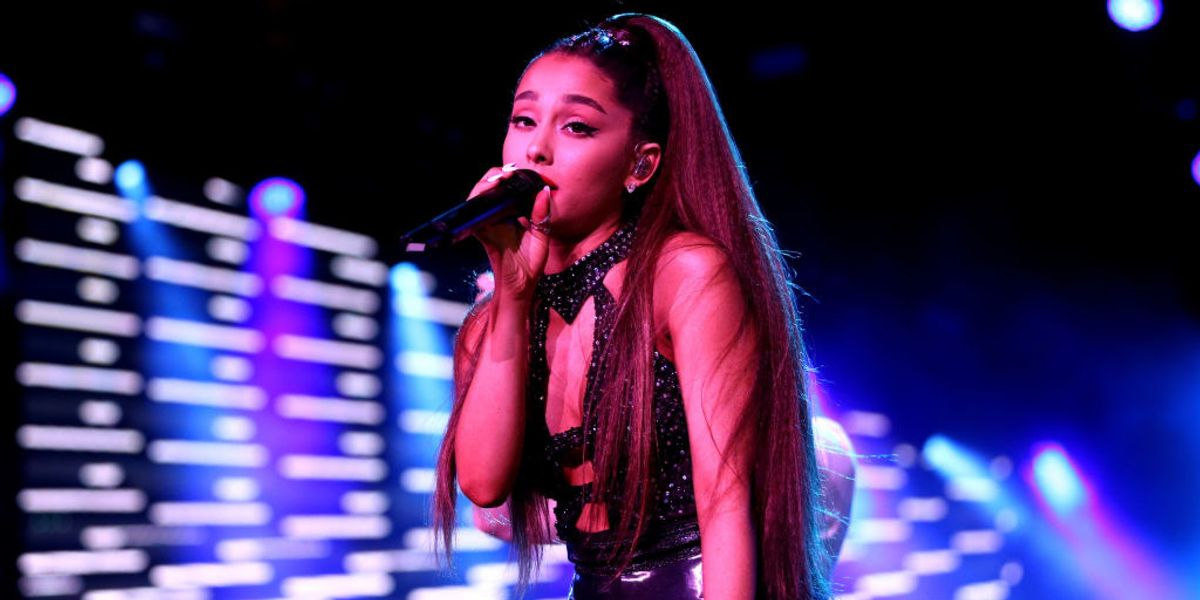 A New Ariana Grande Documentary Premieres Tomorrow