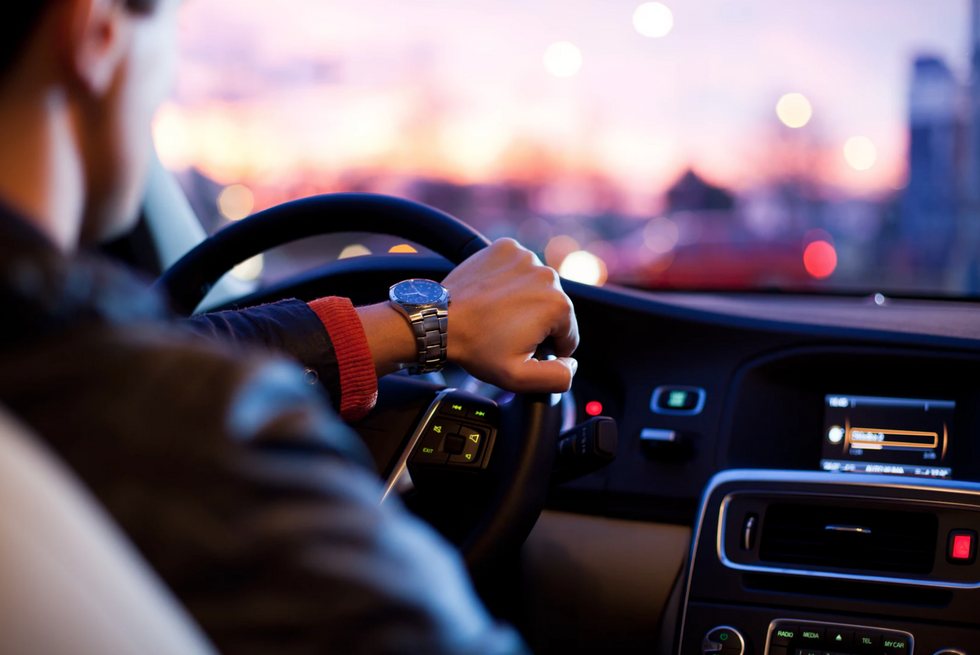 25 Phrases We Are All Embarrassingly Guilty Of Saying To Our Uber Driver