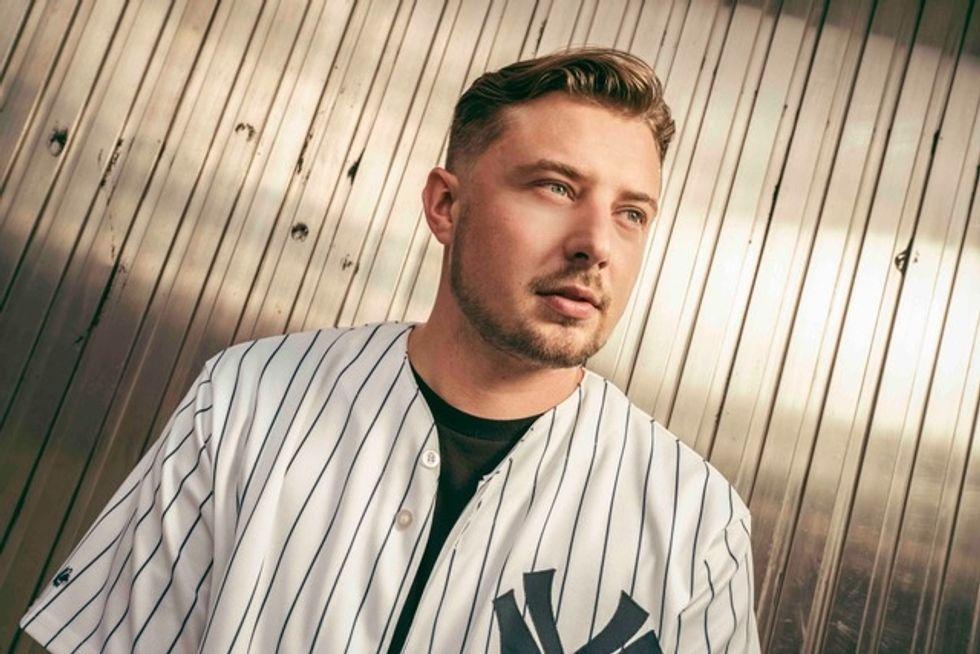 Rising EDM DJ Jacob Plant Releases House Fueled Single 'Amnesia'