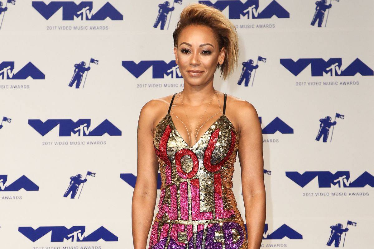 Why Mel B Keeps a Surgically Removed Piece of Her Skin in a Jar