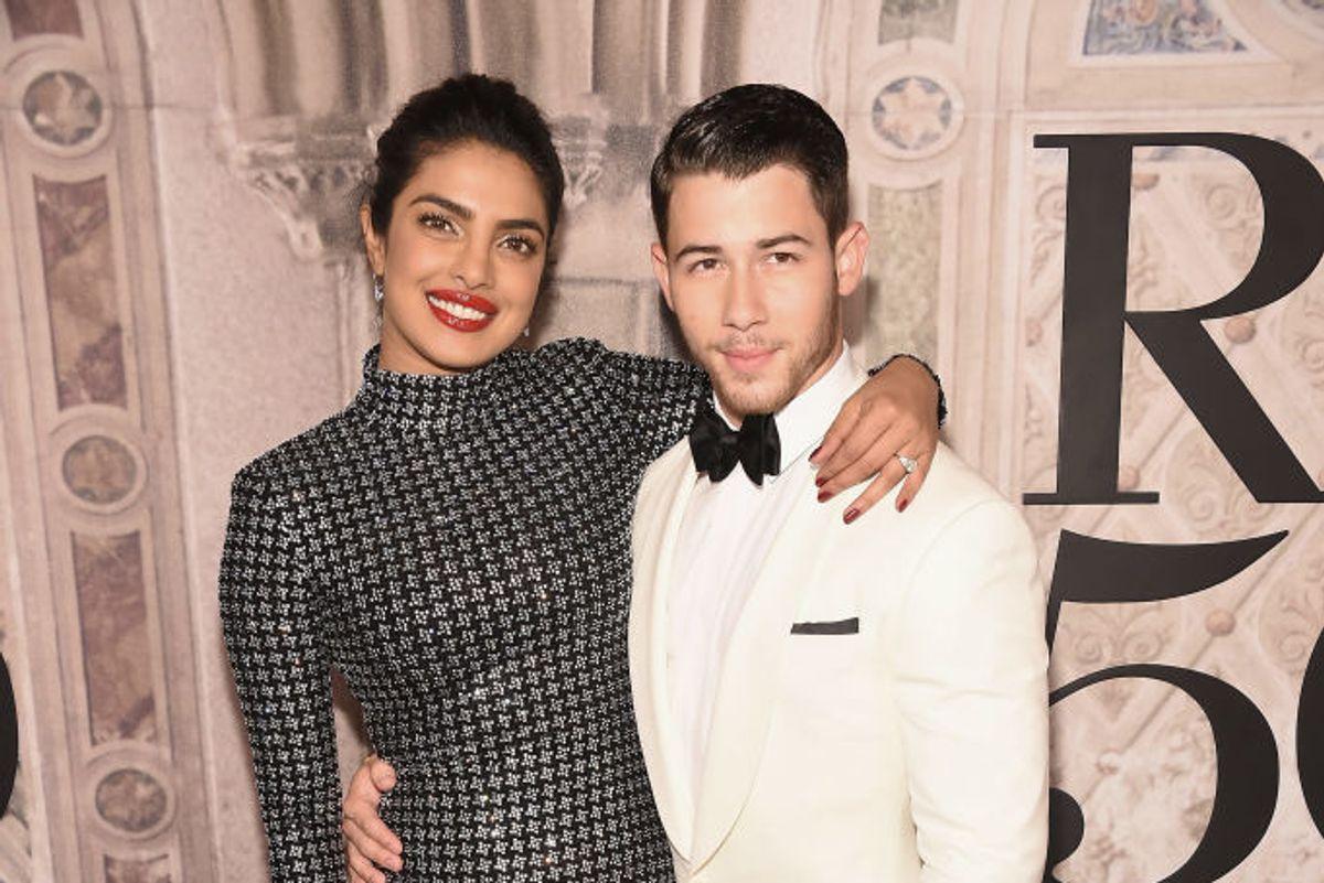 Nick Jonas Asked Priyanka Chopra Out Via DM