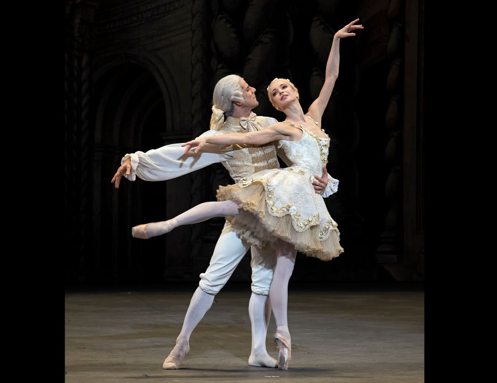 ballet legs