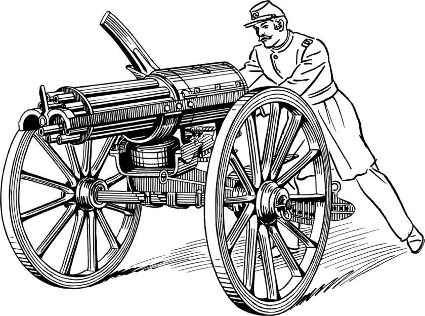 6 Freaky Weapons That Came Out Of The Civil War - Task & Purpose