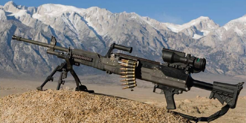 SOCOM And The Marines Are Looking For A Brand New Long-Range Machine