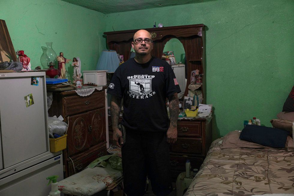 Deported To Mexico, US Veterans Are Pressed Into Service By