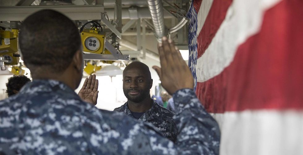 Navy To Cut Reenlistment Bonuses In Brilliant Plan To Boost