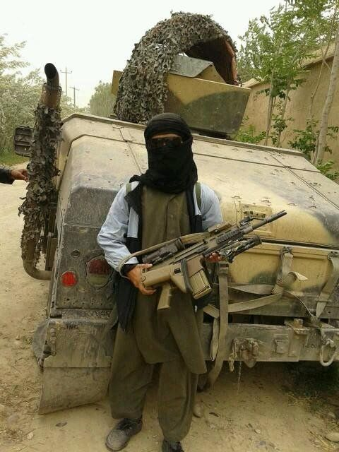 How Did Taliban Fighters Get Their Hands On US Special