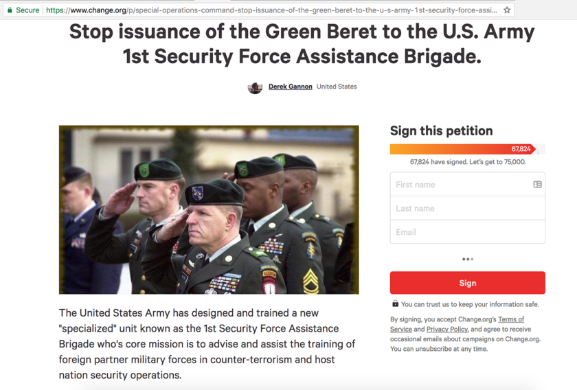 5e829cf4f2829 Tempers Flare Among Special Forces Vets Over New Unit s Beret — And ...