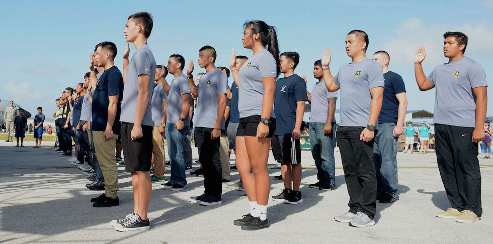 Air Force's Expanded Medical Waiver Policy Admitted More
