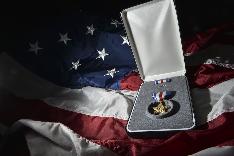Lying About Military Service Is Not Uncommon, But It's